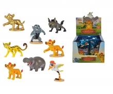 simba Lion Guard Sammelfiguren, 15-sort.