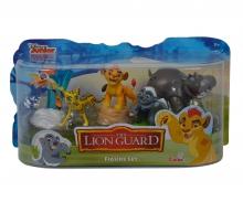 simba Lion Guard Figuren Set 5 Stück
