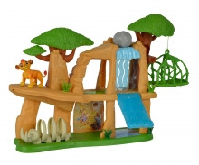 simba Lion Guard Pride Lands Playset