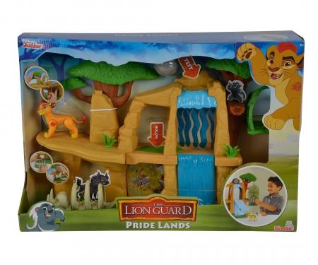 simba Lion Guard Pride Lands Playset