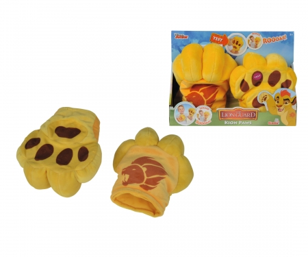 simba Lion Guard Kion's Lion Paws