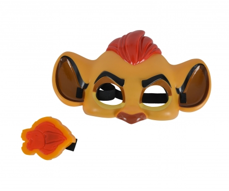 simba Lion Guard Kion's Mask and Badge