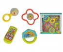 simba WTP 4in1 Rattle Set