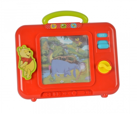 simba WTP Musical TV mit 2D Figurine