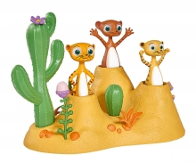 simba Wissper Desert World Playset