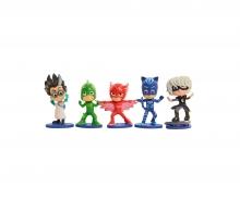 simba PJ Masks Figurine Set  5 pcs.