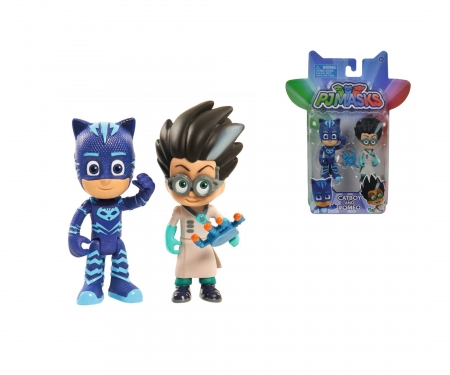 simba PJ Masks Figurine Set 2 pcs.