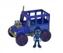simba PJ Masks Ninja with Bus