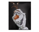 simba Disney Sequin Fun Frozen-Olaf