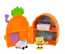 simba Sponge Bob Mini Set, 3-ass.