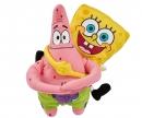 simba Sponge Bob Beste Freunde Plüsch, Doppelset