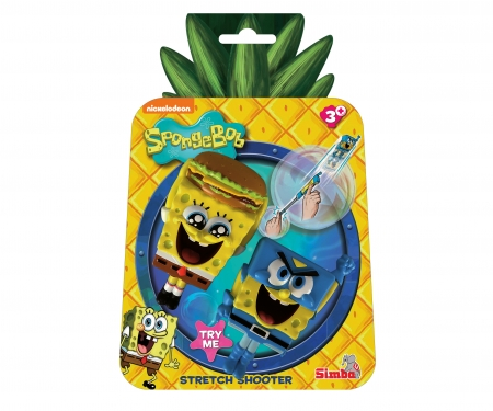 simba Sponge Bob Stretch Figuren Shooter