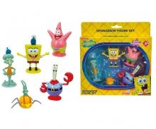 simba Sponge Bob Figurine Set
