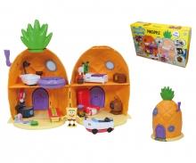 simba Sponge Bob Ananas Spielset