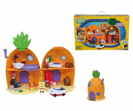 simba Sponge Bob Pineapple Playset