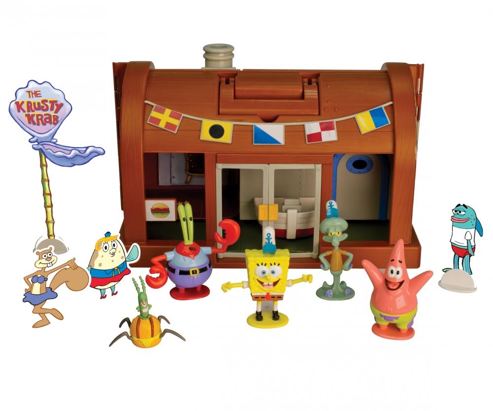 sponge bob krusty krab playset spongebob brands www simbatoys de