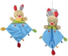 simba Nicotoy Baby 3D-Doudou Rabbit August