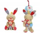 simba Nicotoy Baby Musical Clock Rabbit August