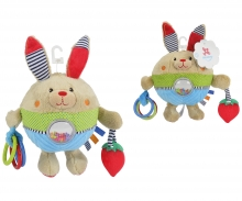 simba Nicotoy Baby Activity-Ball Rabbit August