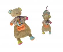 simba Nicotoy Baby Doudou Bear Gary, long