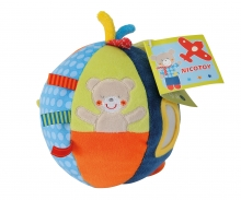 simba Nicotoy Baby Activity Ball, Dans La Lune