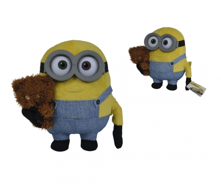 simba Minions Bob with Bear, large