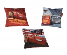simba Disney Cars 3, Cushion, 3-ass.