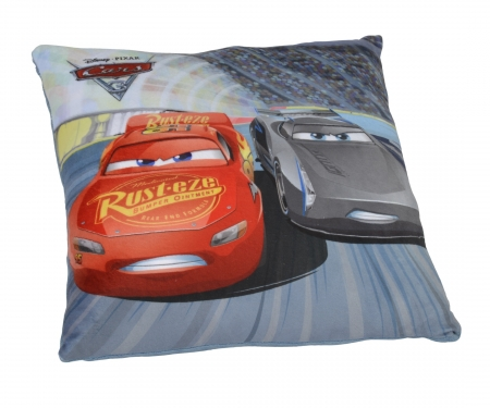 simba Disney Cars 3, Cushion, 3-ass.