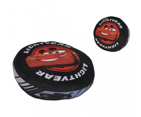 simba Disney Cars 3, Cushion round