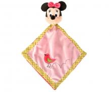 simba Disney Minnie Pretty Pink Doudou