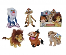 simba Disney Lion Guard, Classic, 17cm, 5-ass.