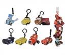 simba Disney Cars 3, Bag Clip, 7-ass.
