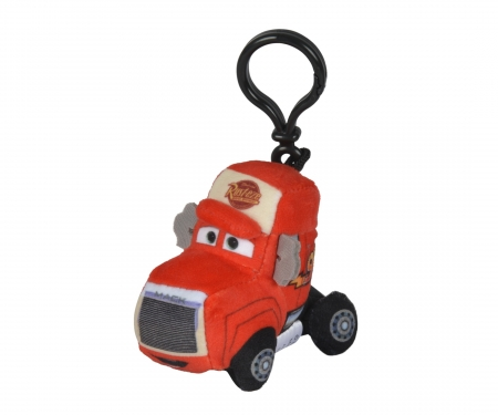 simba Disney Cars 3, Bag Clip, 7-ass.
