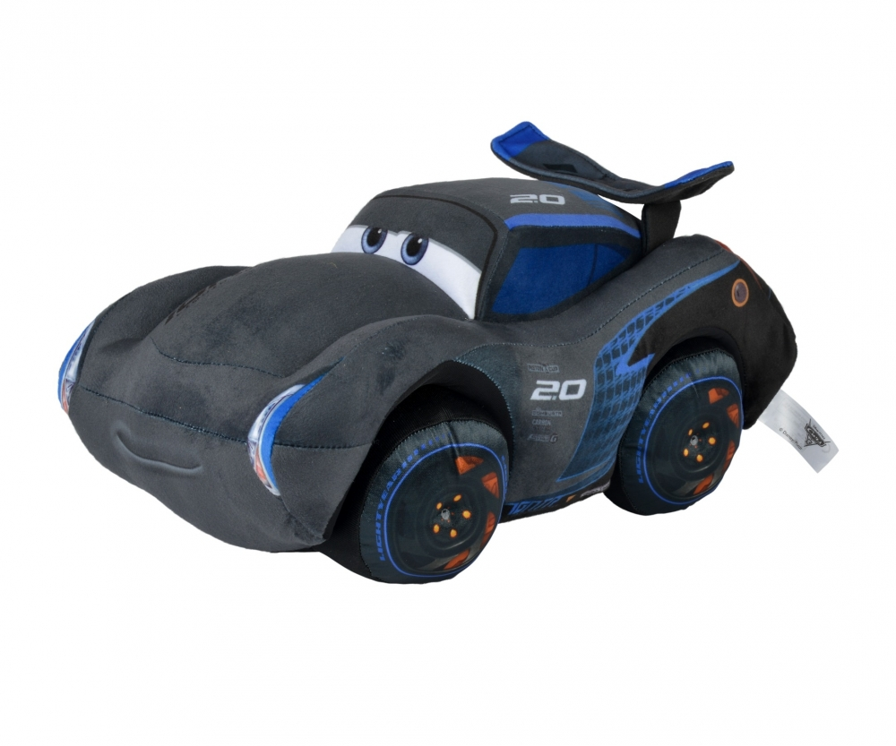 disney cars 3 jackson storm 45cm cars brands. Black Bedroom Furniture Sets. Home Design Ideas