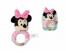 simba Disney Minnie Ring Rassel mit Plüsch