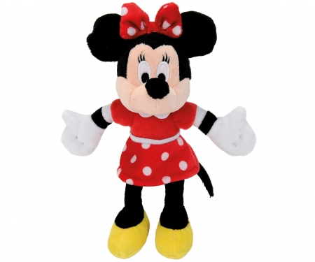 simba Disney Minnie Red Dress, 20cm