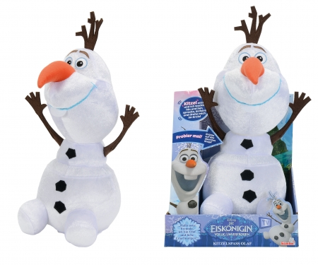 simba Frozen Tickle Time Olaf