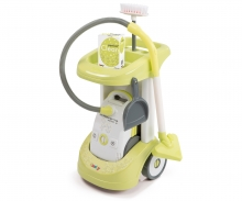 CLEANING TROLLEY VACUUM CLEANER