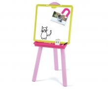 Mal- und Kreativtafel aus Kunststoff, pink