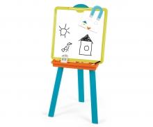 Mal- und Kreativtafel aus Kunststoff, blau
