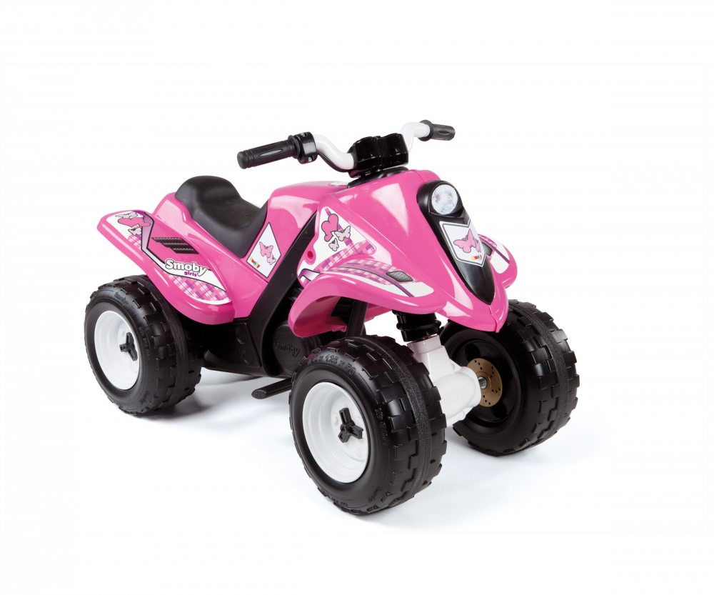 quad rallye pink quads wheels toys products. Black Bedroom Furniture Sets. Home Design Ideas