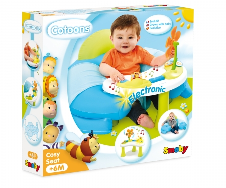 COTOONS COSY SEAT ASST