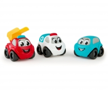 VROOM PLANET 3 VEHICULES EN COFFRET ASST