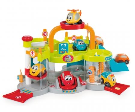 Vroom Planet Multi Garage Spielsets Amp Garagen Smoby Planet Baby Amp Kleinkind Marken