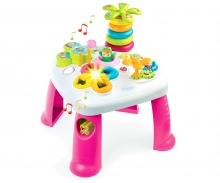 Cotoons Activity-Spieltisch, rosa