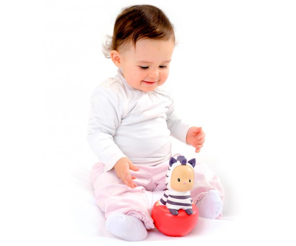 cotoons steh auf m nnchen wabap punky lernspielzeug babyspielzeug cotoons baby kleinkind. Black Bedroom Furniture Sets. Home Design Ideas