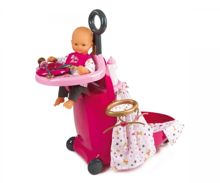 bn valise nursery 3en1 baby nurse accessoires de. Black Bedroom Furniture Sets. Home Design Ideas
