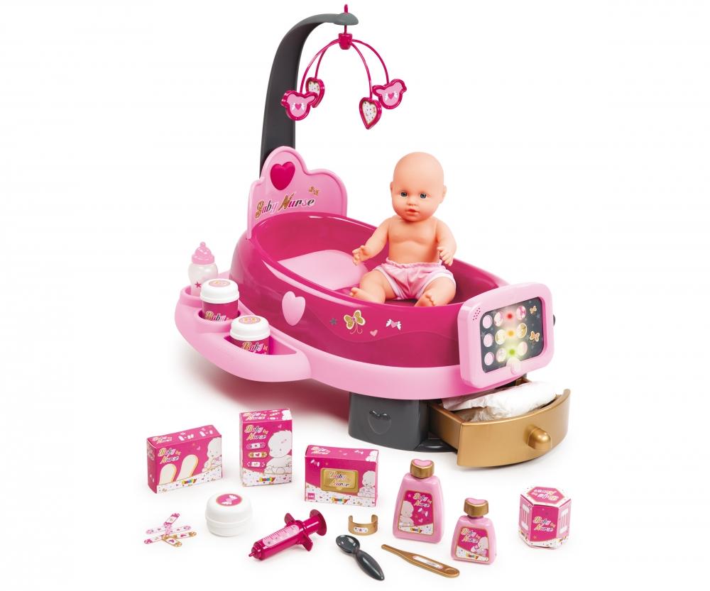 bn nursery elect baby nurse accessoires de poup es. Black Bedroom Furniture Sets. Home Design Ideas