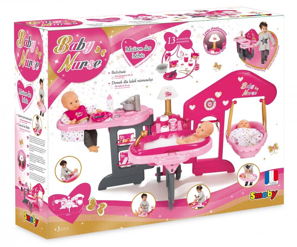 LA CASA DE LOS BEBÉS - Babynurse - Muñecas y accesorios - Productos ...