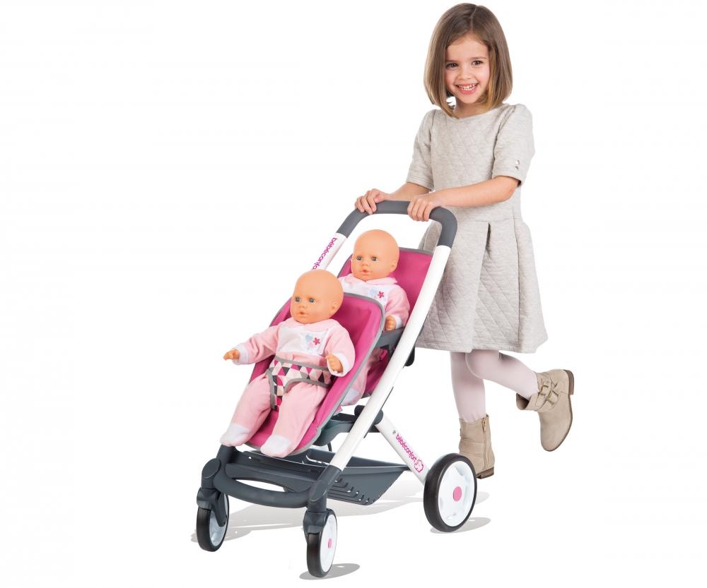 b b confort poussette jumeaux b b confort accessoires de poup es produits. Black Bedroom Furniture Sets. Home Design Ideas